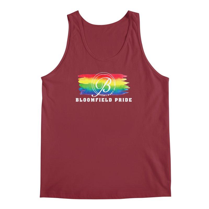 Bloomfield Pride 2019 Men's Tank by BloomfieldPride's Artist Shop