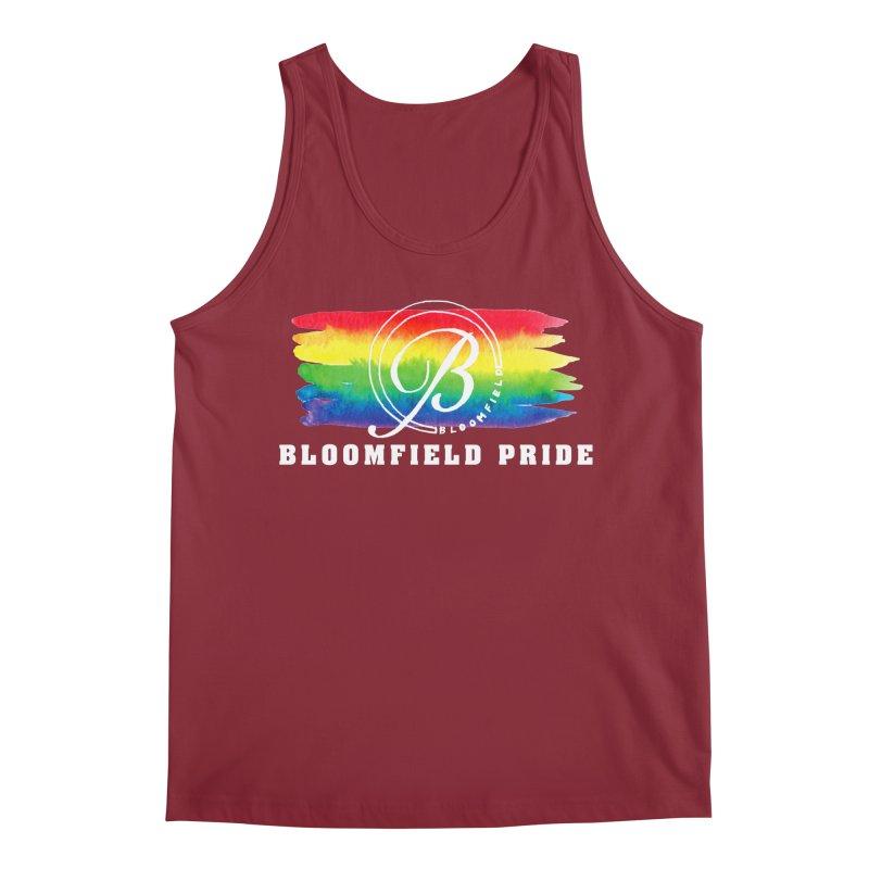 Bloomfield Pride 2019 Men's Regular Tank by BloomfieldPride's Artist Shop