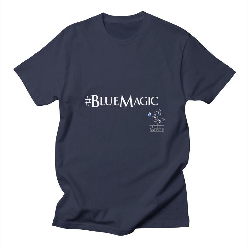 Blue Magic Tee Women's Regular Unisex T-Shirt by Blue Saffire's Artist Shop