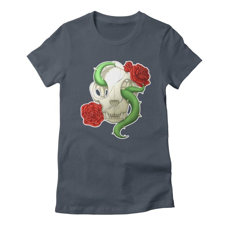Life and Death Women's T-Shirt by Bluefeatherkitten's Artist Shop