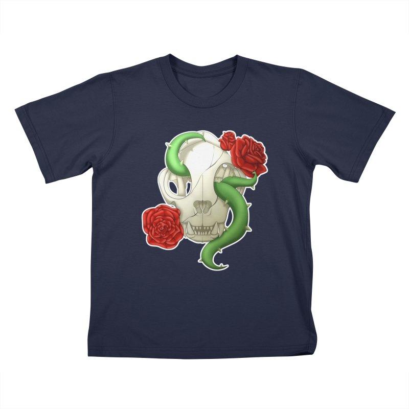 Life and Death Kids T-Shirt by Bluefeatherkitten's Artist Shop