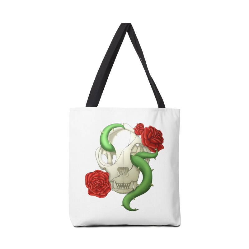 Life and Death Accessories Bag by Bluefeatherkitten's Artist Shop