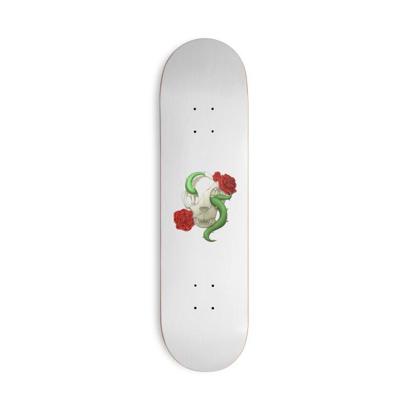 Life and Death Accessories Skateboard by Bluefeatherkitten's Artist Shop