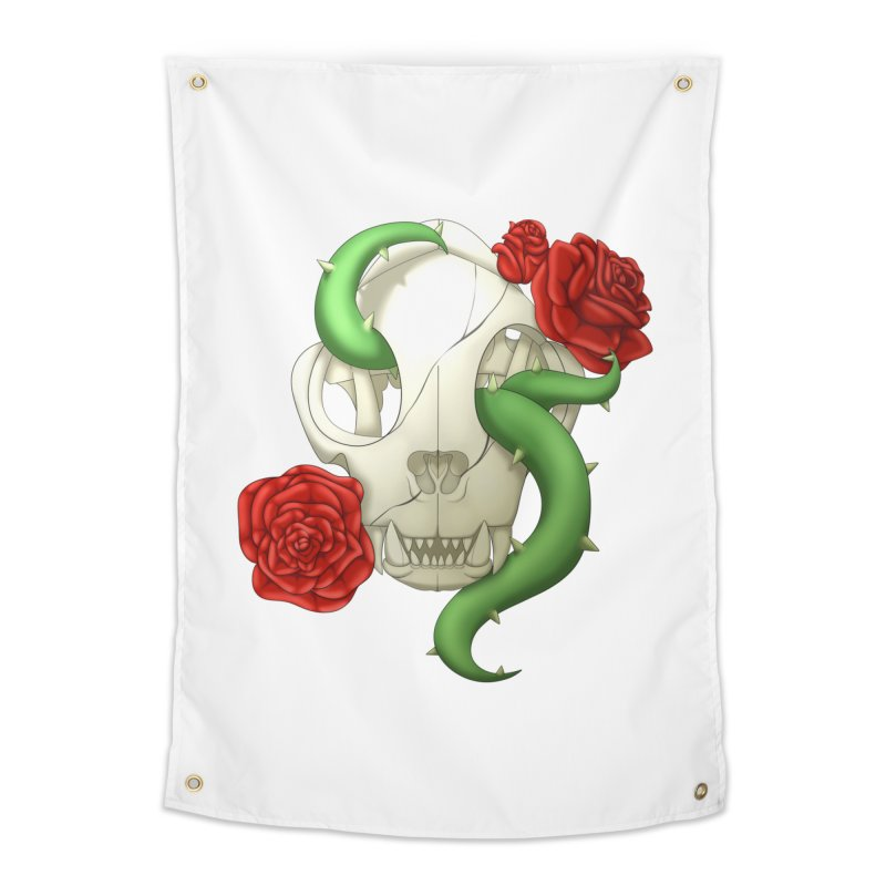 Life and Death Home Tapestry by Bluefeatherkitten's Artist Shop