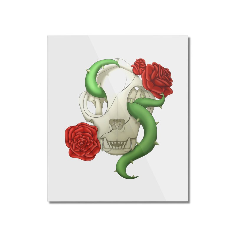 Life and Death Home Mounted Acrylic Print by Bluefeatherkitten's Artist Shop