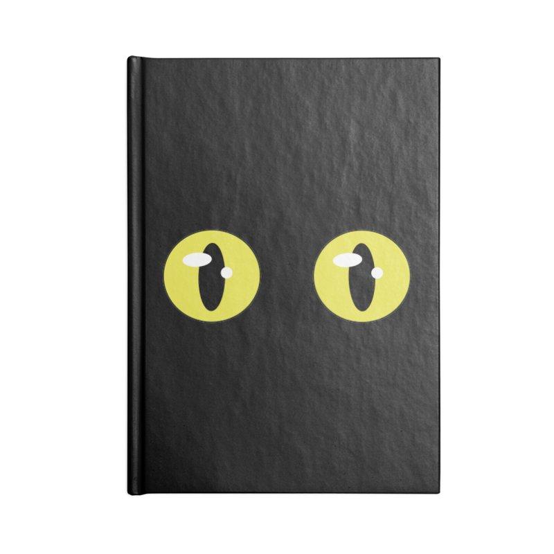 The Darkness Accessories Notebook by Bluefeatherkitten's Artist Shop