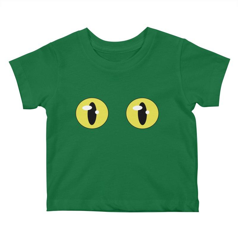 The Darkness Kids Baby T-Shirt by Bluefeatherkitten's Artist Shop