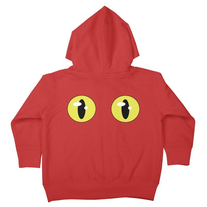 The Darkness Kids Toddler Zip-Up Hoody by Bluefeatherkitten's Artist Shop