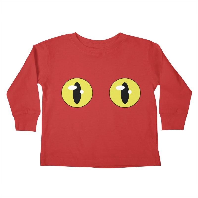 The Darkness Kids Toddler Longsleeve T-Shirt by Bluefeatherkitten's Artist Shop