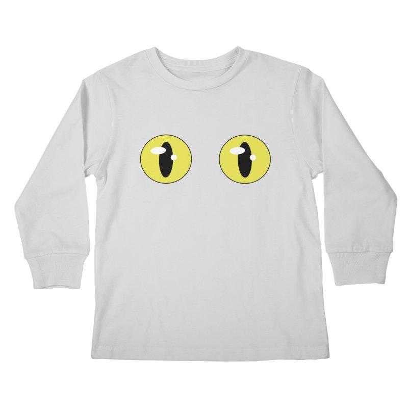 The Darkness Kids Longsleeve T-Shirt by Bluefeatherkitten's Artist Shop