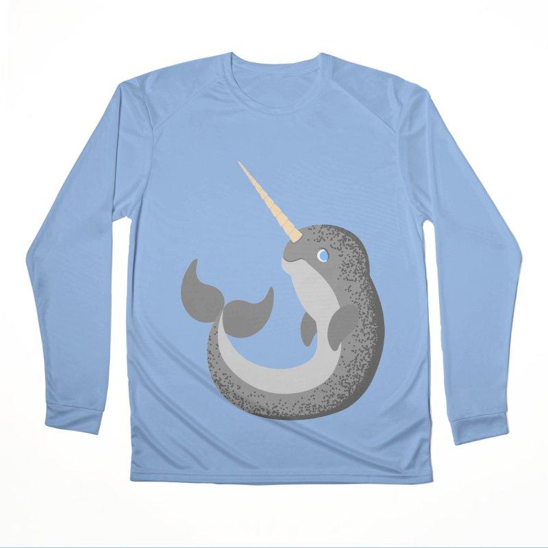 Narwhal Narwhal Women's Longsleeve T-Shirt by Bluefeatherkitten's Artist Shop