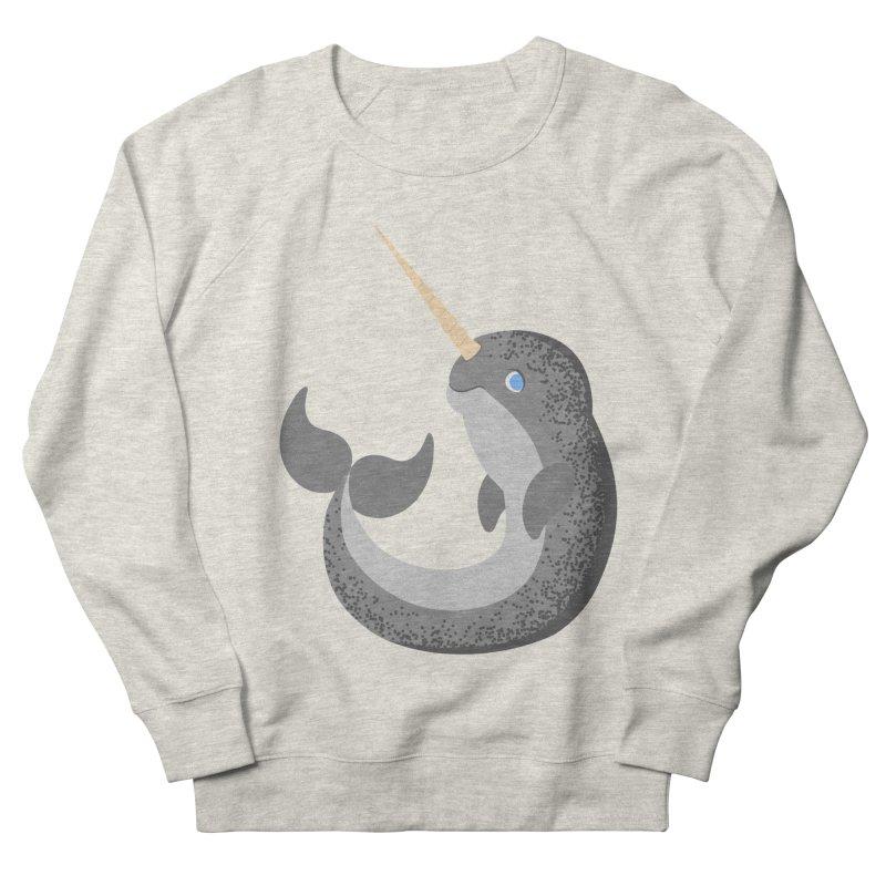 Narwhal Narwhal Women's Sweatshirt by Bluefeatherkitten's Artist Shop