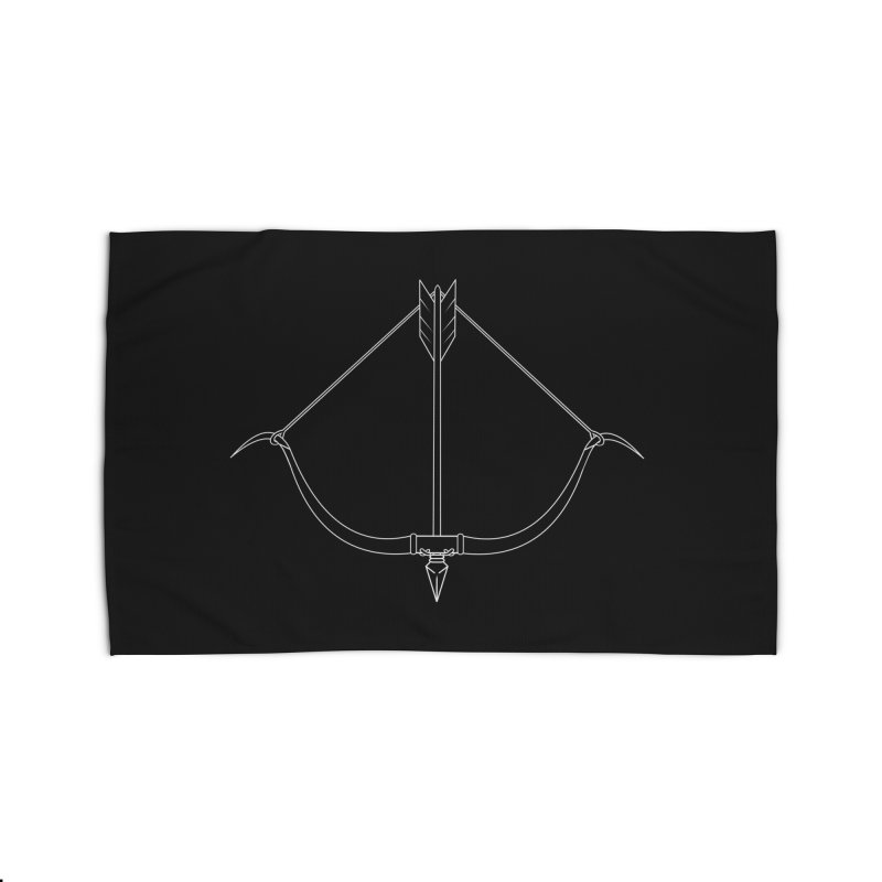 Readied Bow Home Rug by Bluefeatherkitten's Artist Shop