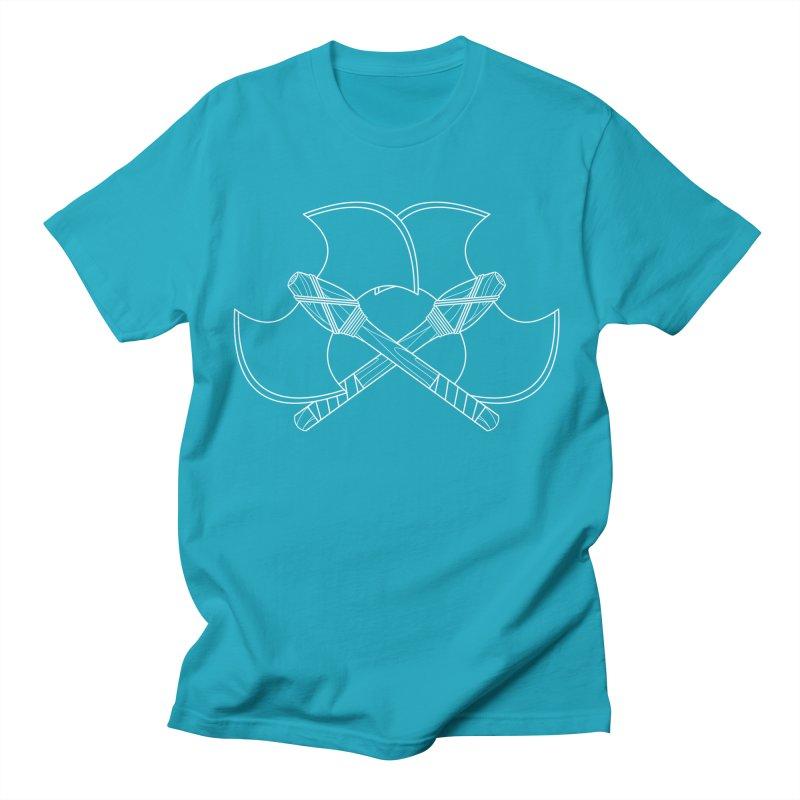 Hack and Slash Men's T-Shirt by Bluefeatherkitten's Artist Shop