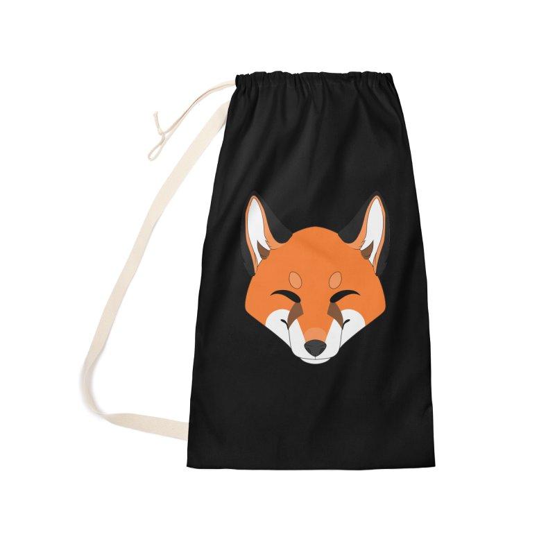 Small Fox Accessories Bag by Bluefeatherkitten's Artist Shop