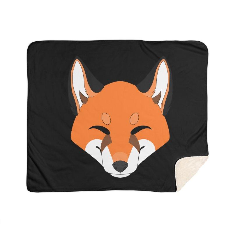 Small Fox Home Blanket by Bluefeatherkitten's Artist Shop