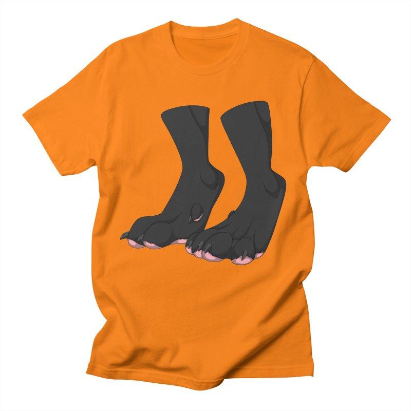 Them Paws Men's T-Shirt by Bluefeatherkitten's Artist Shop