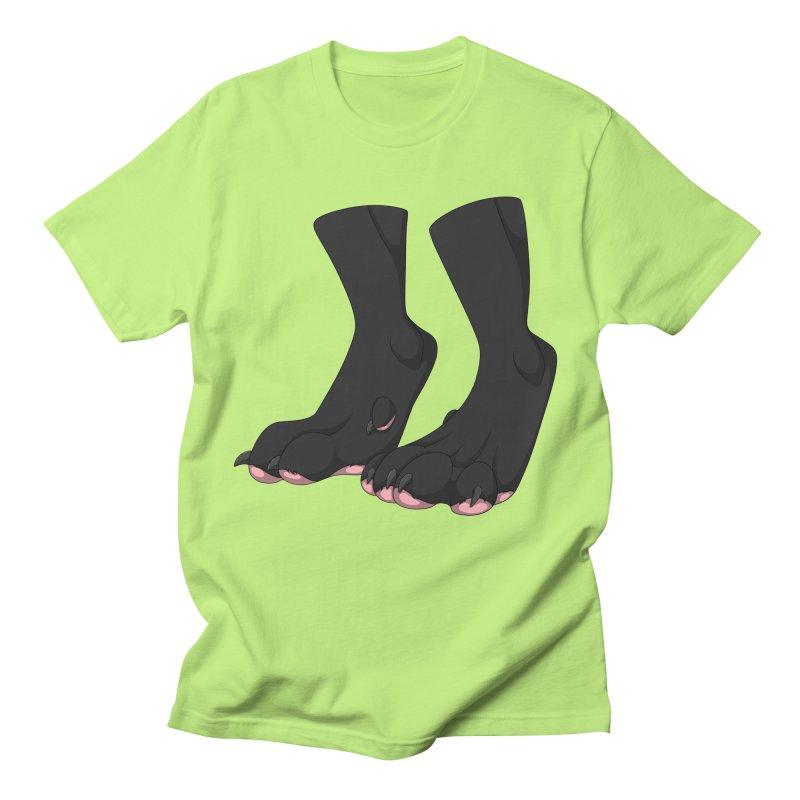 Them Paws Women's T-Shirt by Bluefeatherkitten's Artist Shop