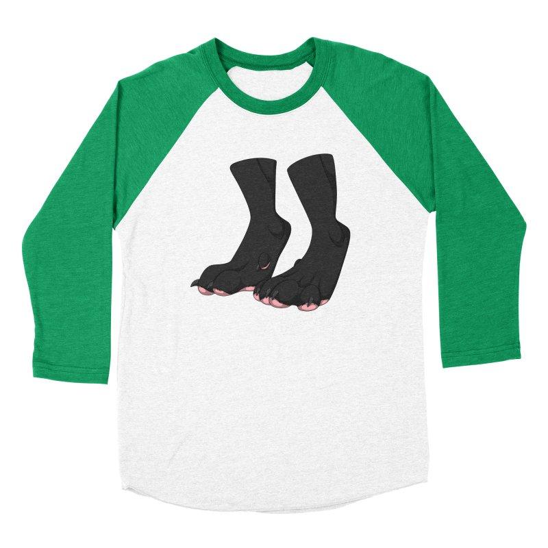 Them Paws Women's Longsleeve T-Shirt by Bluefeatherkitten's Artist Shop