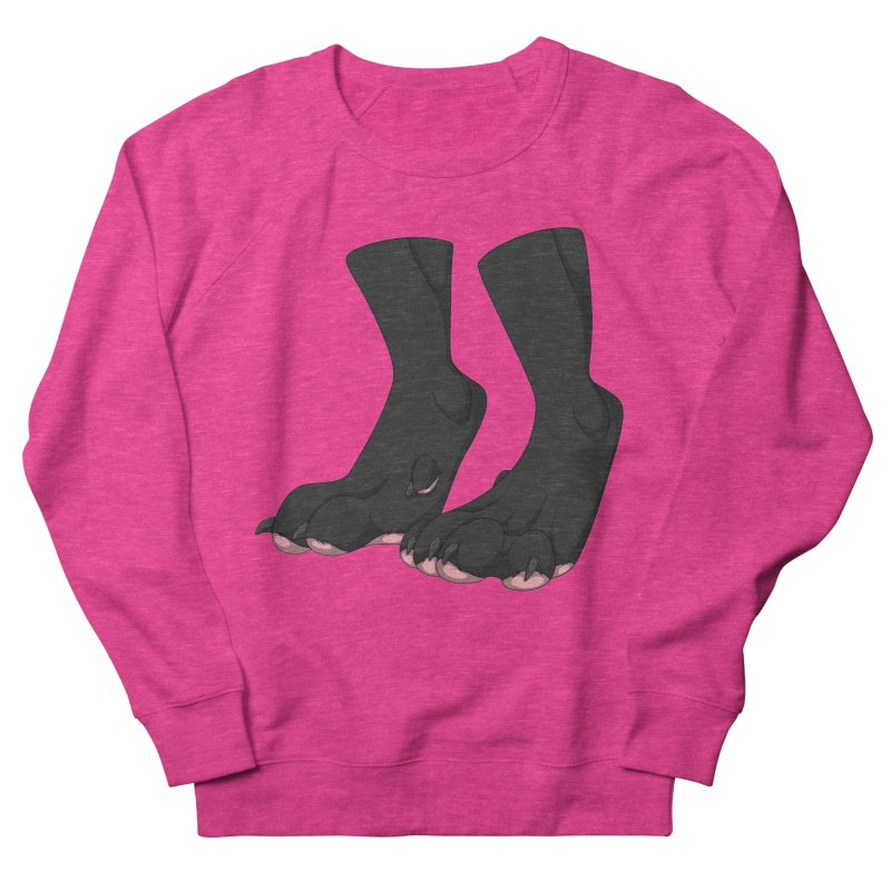 Them Paws Women's Sweatshirt by Bluefeatherkitten's Artist Shop
