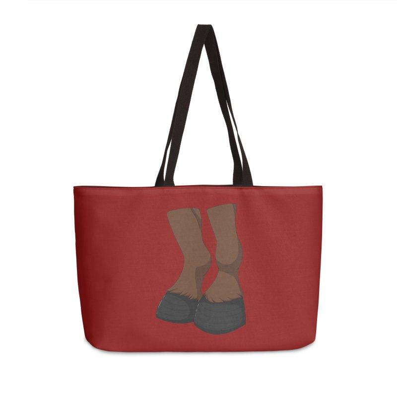 Them Hooves Accessories Bag by Bluefeatherkitten's Artist Shop