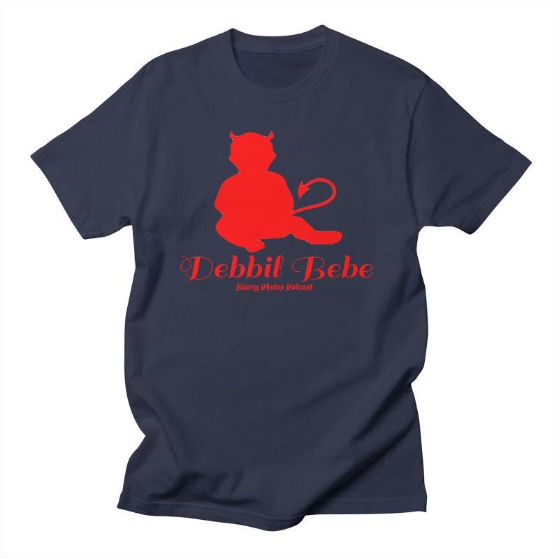 Devil Baby Men's T-Shirt by Blurry Photos's Artist Shop