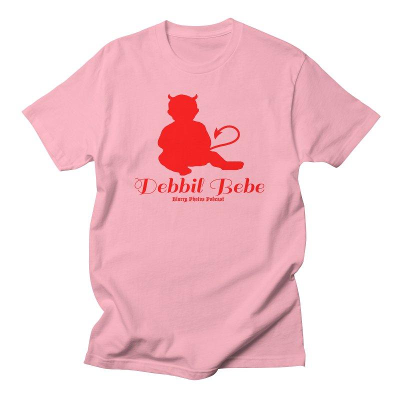 Devil Baby Women's Regular Unisex T-Shirt by Blurry Photos's Artist Shop