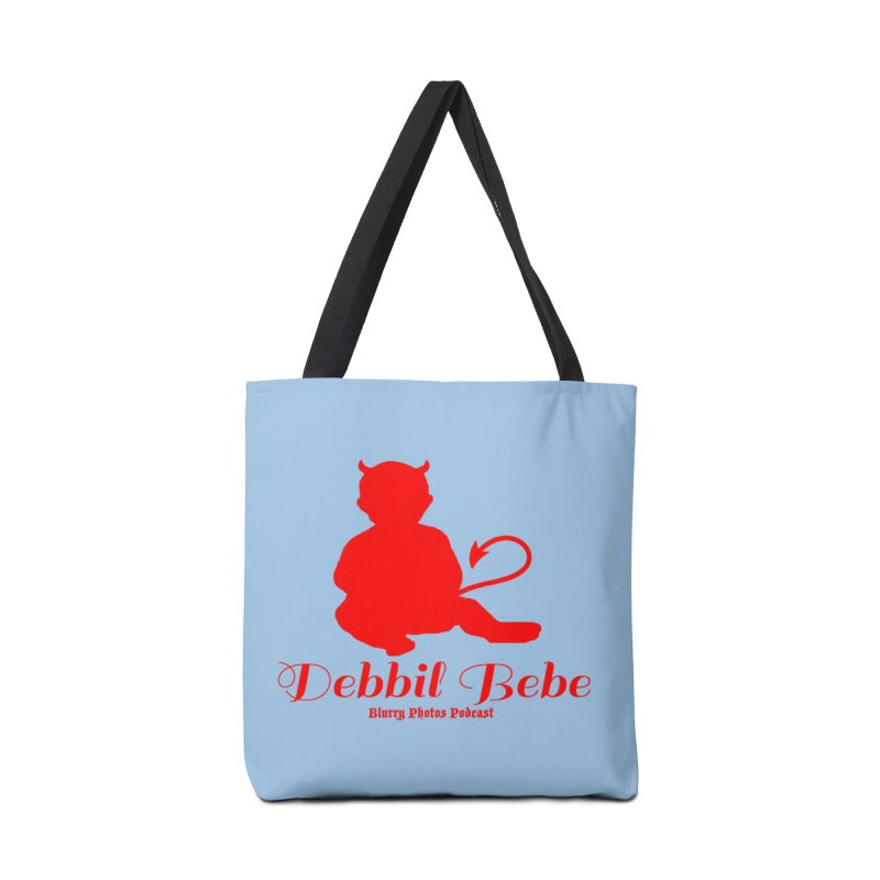Devil Baby Accessories Bag by Blurry Photos's Artist Shop