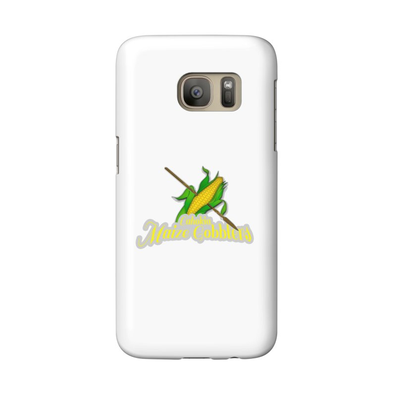Cahokia Maize Gobblers Accessories Phone Case by Blurry Photos's Artist Shop