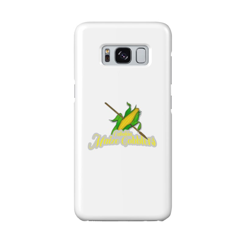 Cahokia Maize Gobblers Accessories Phone Case by Blurry Photos's Artist Shop