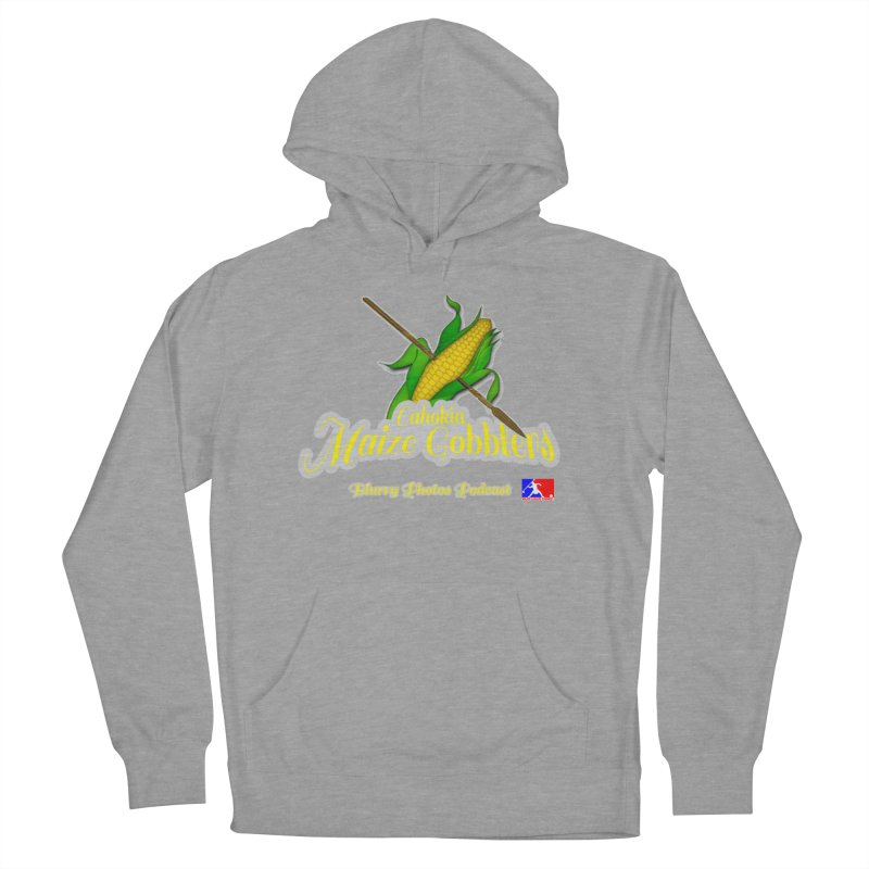 Cahokia Maize Gobblers Women's French Terry Pullover Hoody by Blurry Photos's Artist Shop