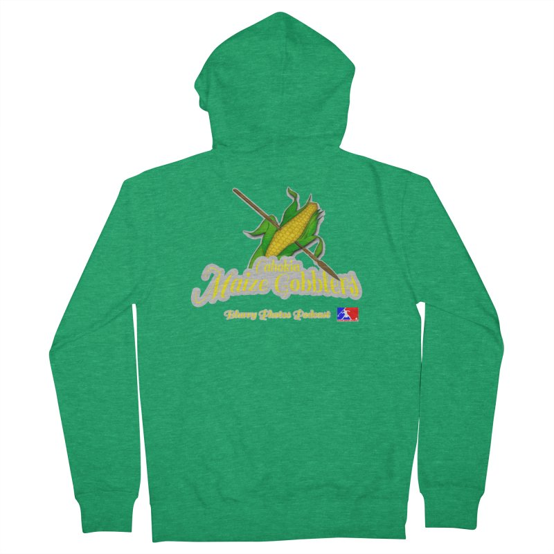 Cahokia Maize Gobblers Women's Zip-Up Hoody by Blurry Photos's Artist Shop