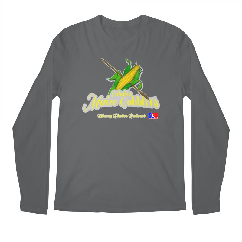 Cahokia Maize Gobblers Men's Regular Longsleeve T-Shirt by Blurry Photos's Artist Shop