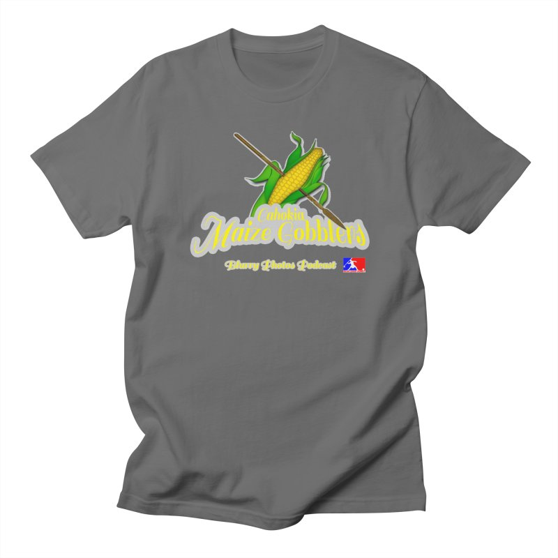 Cahokia Maize Gobblers Men's T-Shirt by Blurry Photos's Artist Shop