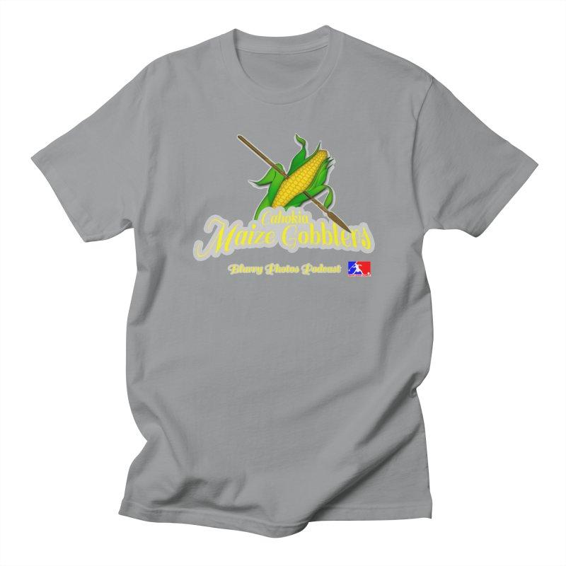 Cahokia Maize Gobblers Men's T-Shirt by Blurry Photos's Artist Shop