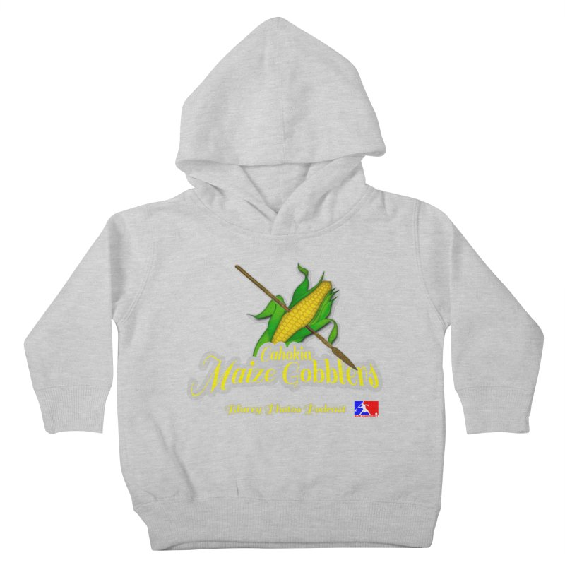 Cahokia Maize Gobblers Kids Toddler Pullover Hoody by Blurry Photos's Artist Shop