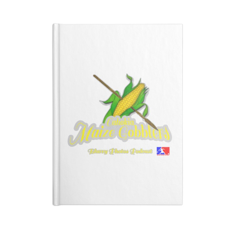 Cahokia Maize Gobblers Accessories Notebook by Blurry Photos's Artist Shop