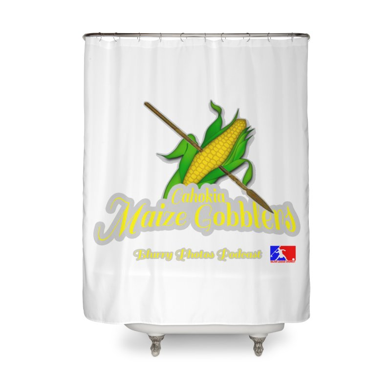 Cahokia Maize Gobblers Home Shower Curtain by Blurry Photos's Artist Shop