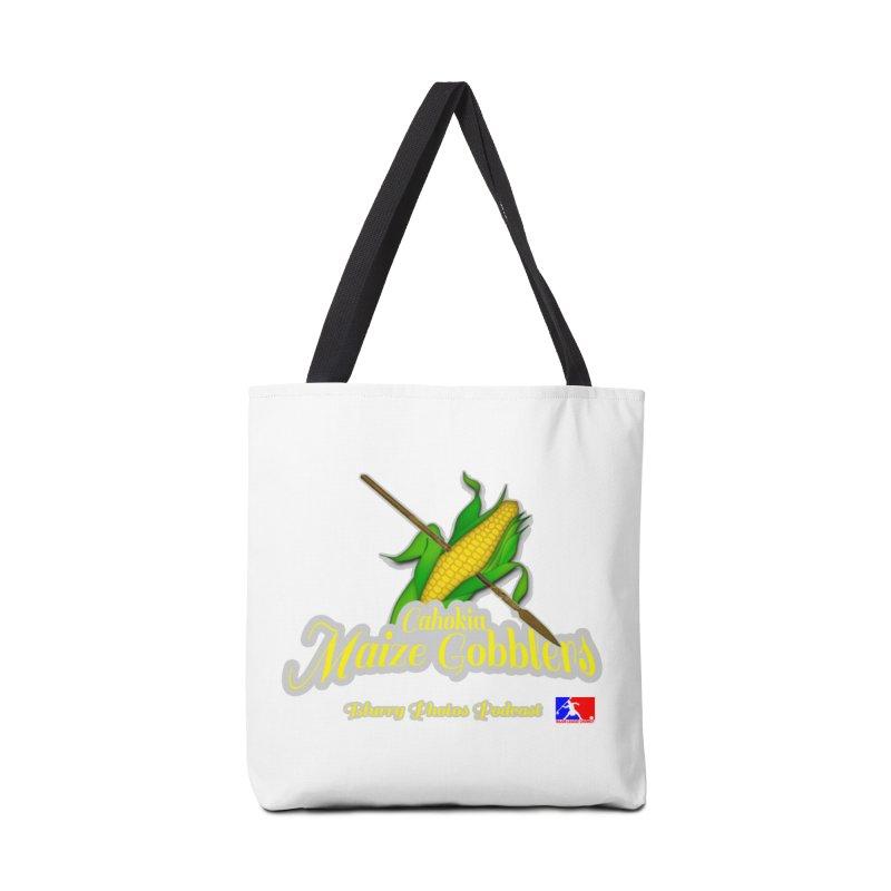 Cahokia Maize Gobblers Accessories Bag by Blurry Photos's Artist Shop