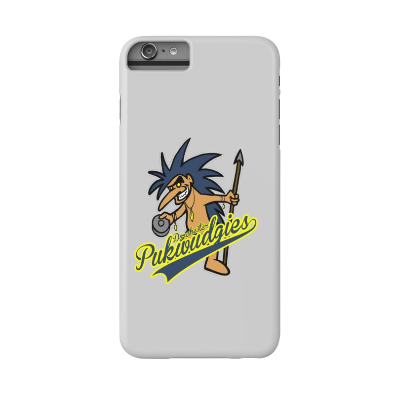 Dorchester Pukwudgies Accessories Phone Case by Blurry Photos's Artist Shop