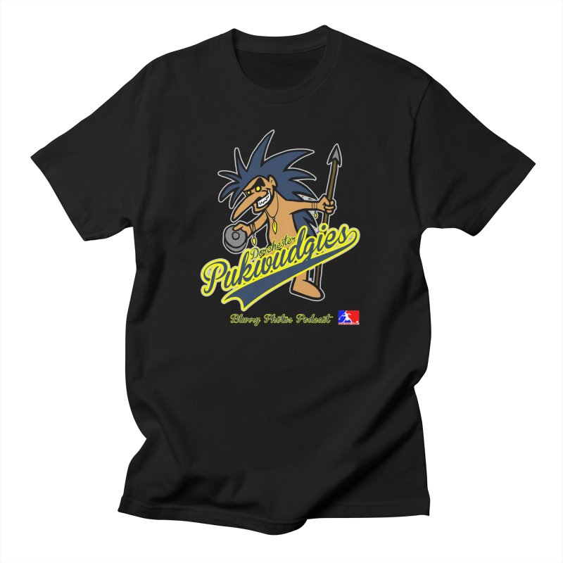 Dorchester Pukwudgies Men's T-Shirt by Blurry Photos's Artist Shop
