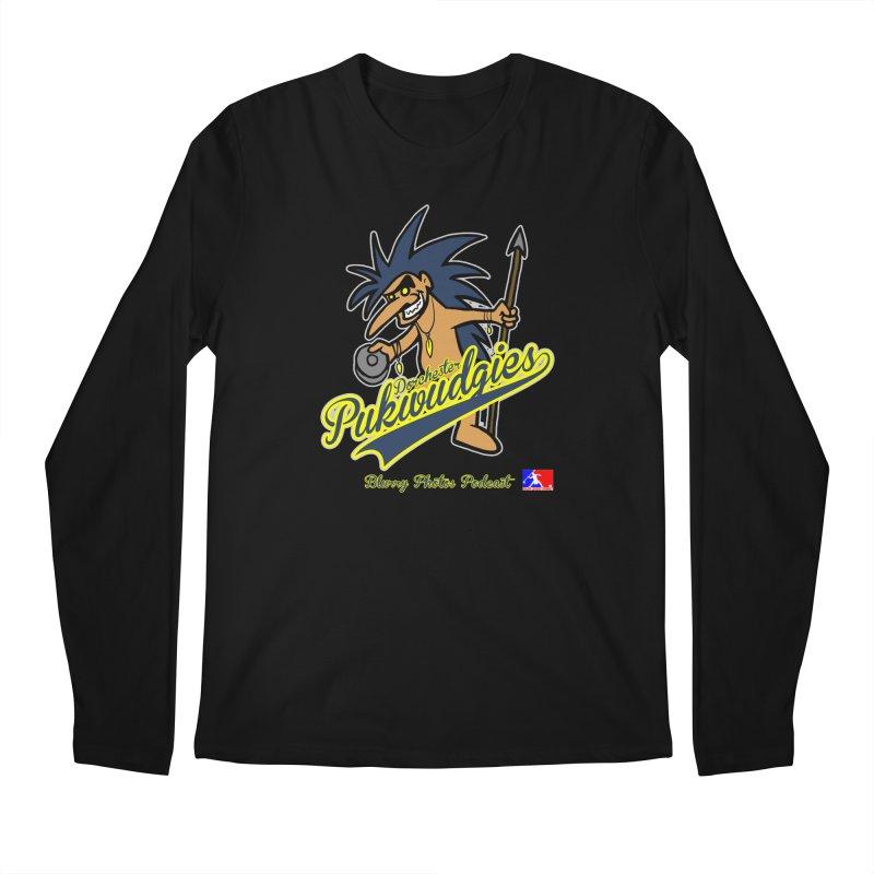 Dorchester Pukwudgies Men's Longsleeve T-Shirt by Blurry Photos's Artist Shop