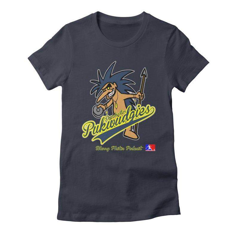 Dorchester Pukwudgies Women's T-Shirt by Blurry Photos's Artist Shop