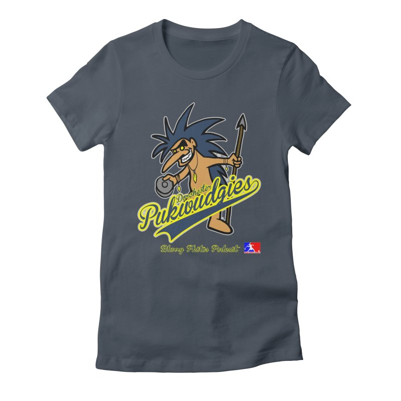 Dorchester Pukwudgies Women's T-Shirt by Blurry Photos's Artist Shop