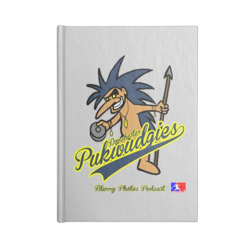 Dorchester Pukwudgies Accessories Notebook by Blurry Photos's Artist Shop