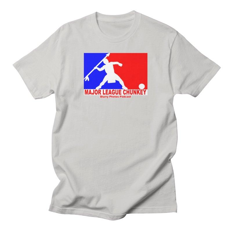 MLC Logo Men's T-Shirt by Blurry Photos's Artist Shop