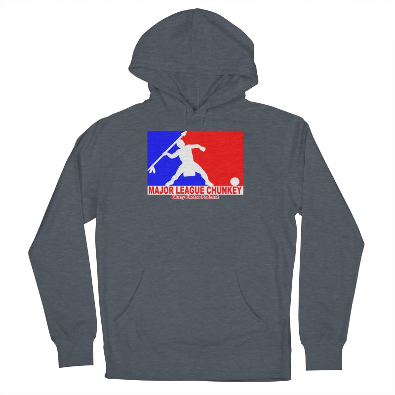MLC Logo Women's French Terry Pullover Hoody by Blurry Photos's Artist Shop