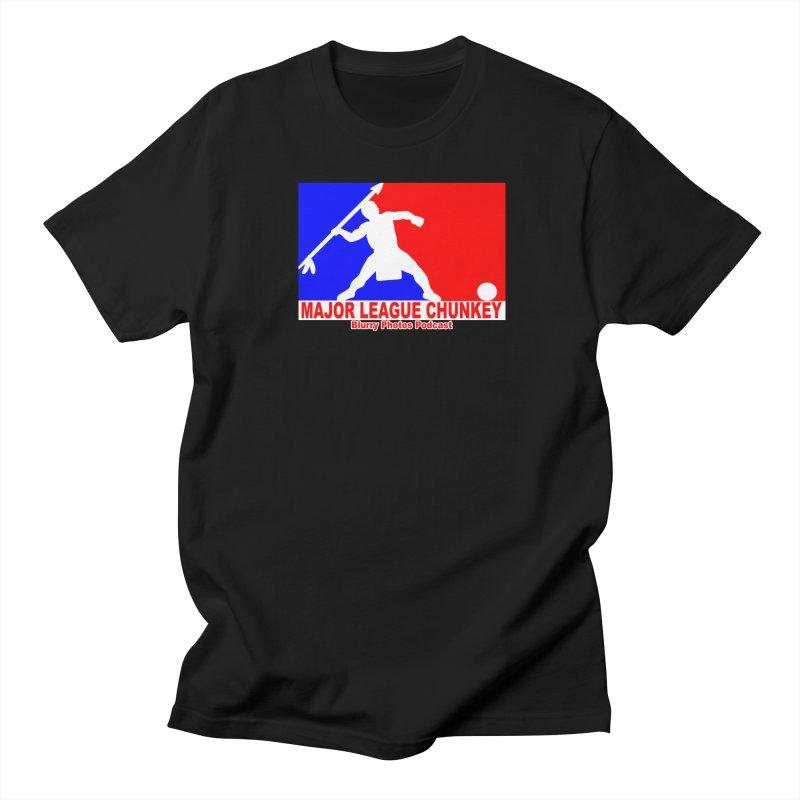MLC Logo Women's Regular Unisex T-Shirt by Blurry Photos's Artist Shop