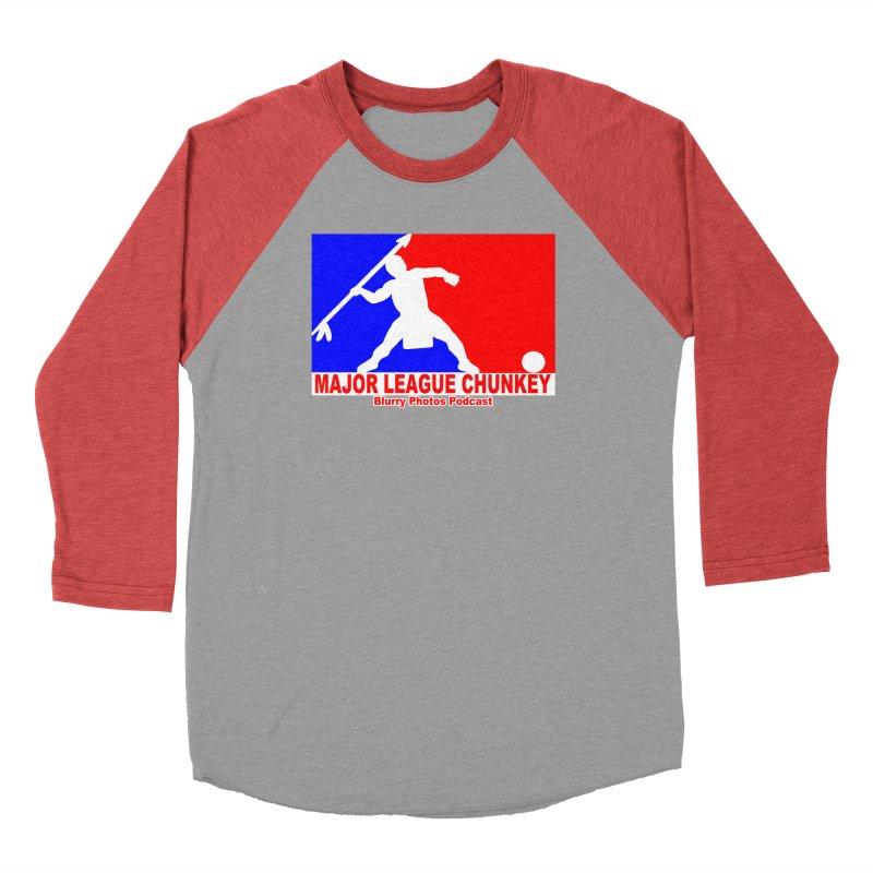 MLC Logo Women's Baseball Triblend Longsleeve T-Shirt by Blurry Photos's Artist Shop
