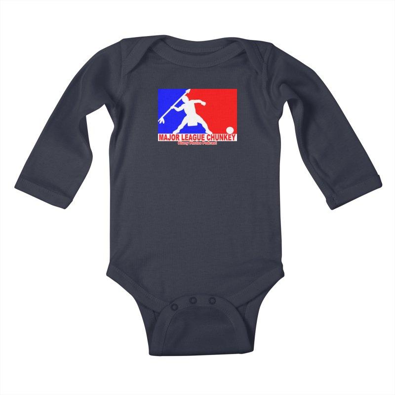 MLC Logo Kids Baby Longsleeve Bodysuit by Blurry Photos's Artist Shop